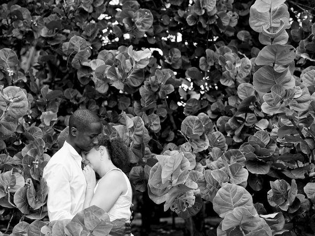 Le mariage de Loïc et Emeline à Fort-de-France, Martinique 143
