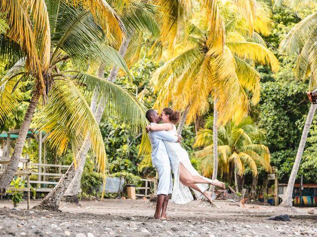 Le mariage de Loïc et Emeline à Fort-de-France, Martinique 146