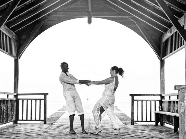 Le mariage de Loïc et Emeline à Fort-de-France, Martinique 148