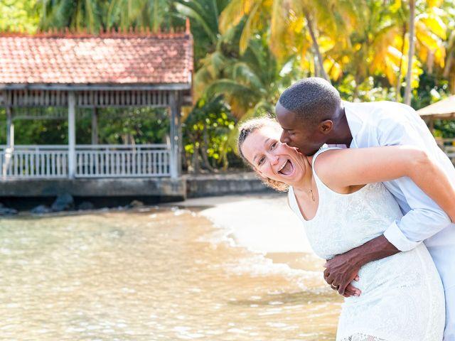 Le mariage de Loïc et Emeline à Fort-de-France, Martinique 149
