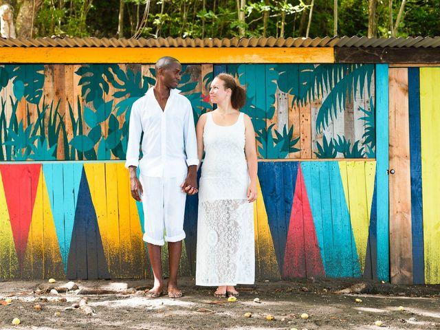 Le mariage de Loïc et Emeline à Fort-de-France, Martinique 151