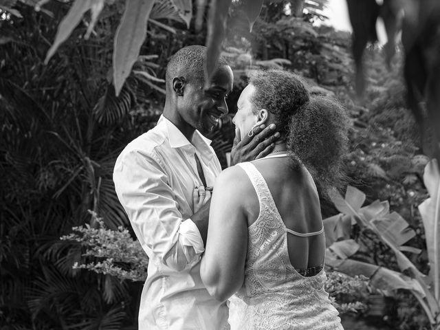 Le mariage de Loïc et Emeline à Fort-de-France, Martinique 154