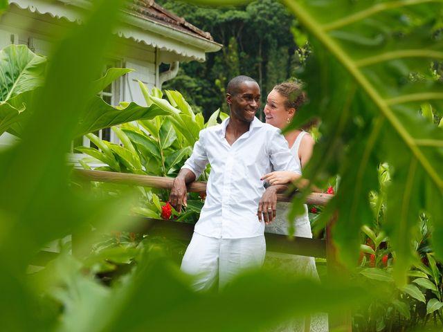 Le mariage de Loïc et Emeline à Fort-de-France, Martinique 156