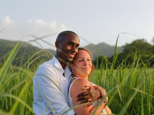 Le mariage de Loïc et Emeline à Fort-de-France, Martinique 164
