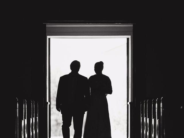 Le mariage de Tiziano et Amélie à Basse-Rentgen, Moselle 8