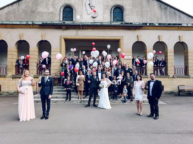 Le mariage de Tiziano et Amélie à Basse-Rentgen, Moselle 9