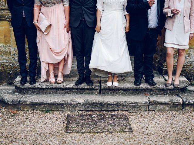 Le mariage de Tiziano et Amélie à Basse-Rentgen, Moselle 14