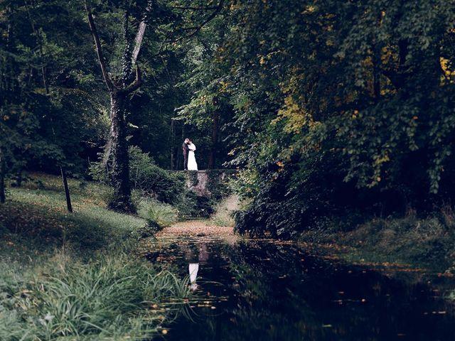 Le mariage de Tiziano et Amélie à Basse-Rentgen, Moselle 1