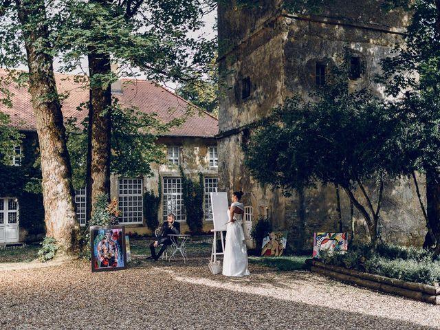 Le mariage de Tiziano et Amélie à Basse-Rentgen, Moselle 17