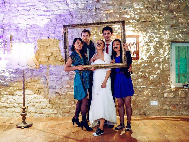 Le mariage de Tiziano et Amélie à Basse-Rentgen, Moselle 31