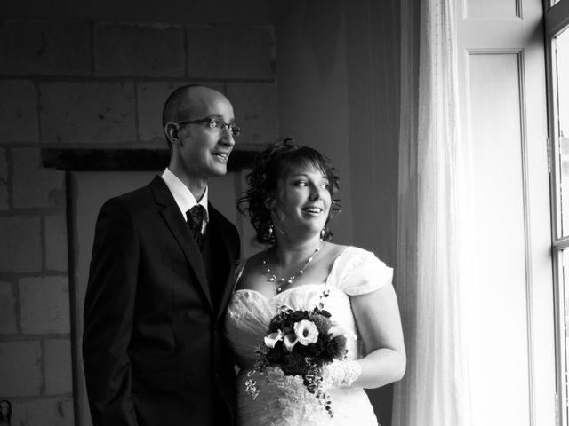 Le mariage de Thomas et Bérénice à Saint-Lambert-des-Levées, Maine et Loire 3