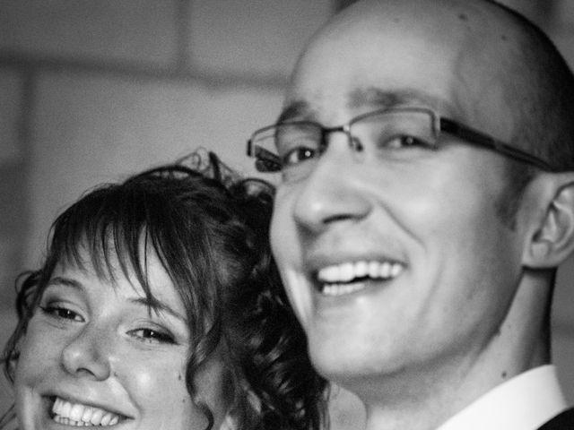 Le mariage de Thomas et Bérénice à Saint-Lambert-des-Levées, Maine et Loire 9