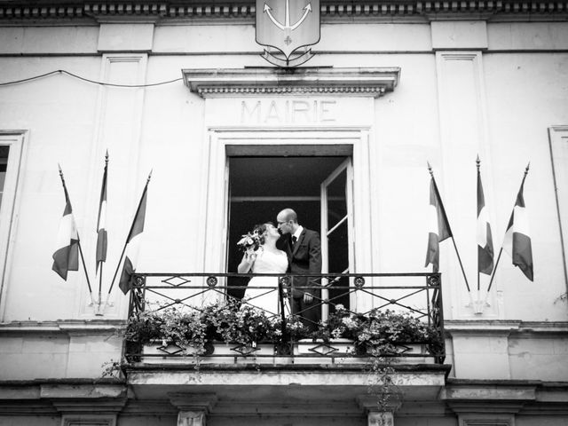 Le mariage de Thomas et Bérénice à Saint-Lambert-des-Levées, Maine et Loire 14