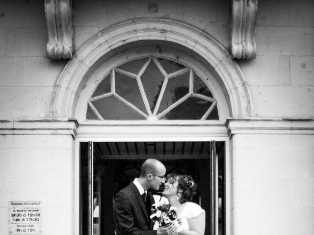 Le mariage de Thomas et Bérénice à Saint-Lambert-des-Levées, Maine et Loire 15