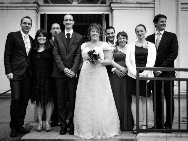 Le mariage de Thomas et Bérénice à Saint-Lambert-des-Levées, Maine et Loire 16