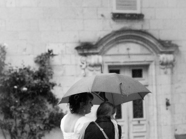 Le mariage de Thomas et Bérénice à Saint-Lambert-des-Levées, Maine et Loire 22