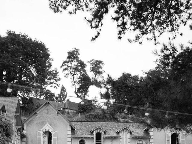Le mariage de Thomas et Bérénice à Saint-Lambert-des-Levées, Maine et Loire 17