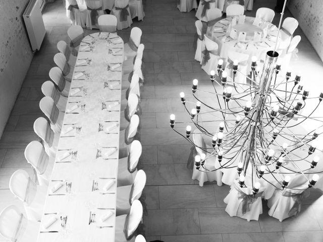 Le mariage de Thomas et Bérénice à Saint-Lambert-des-Levées, Maine et Loire 21