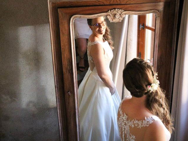 Le mariage de Cécile et Armand