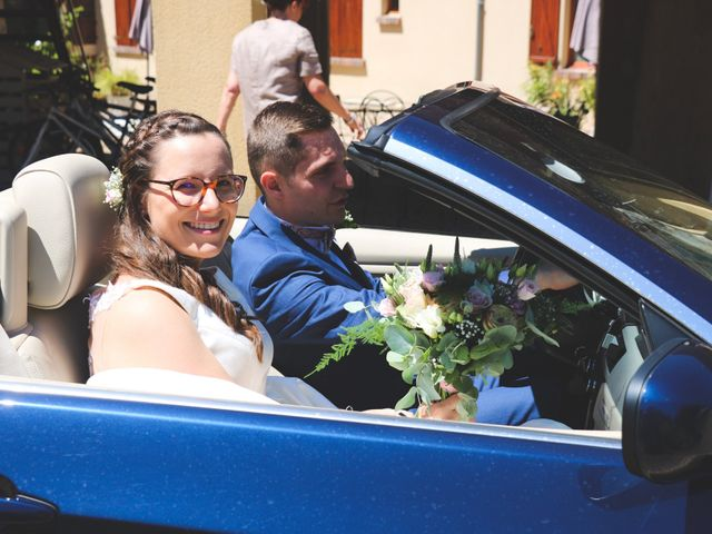 Le mariage de Armand et Cécile à Valençay, Indre 1