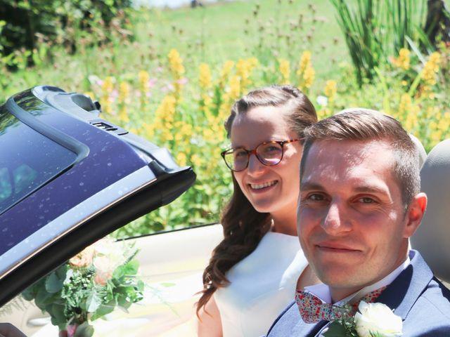 Le mariage de Armand et Cécile à Valençay, Indre 4