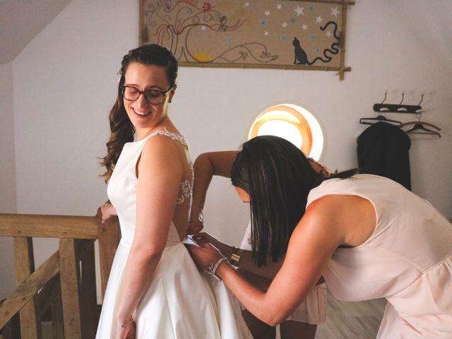 Le mariage de Armand et Cécile à Valençay, Indre 2