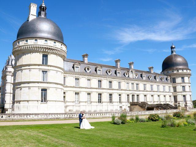 Le mariage de Armand et Cécile à Valençay, Indre 81
