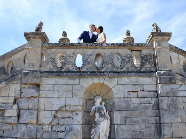 Le mariage de Armand et Cécile à Valençay, Indre 83