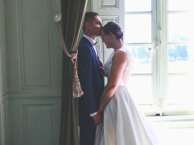 Le mariage de Armand et Cécile à Valençay, Indre 85
