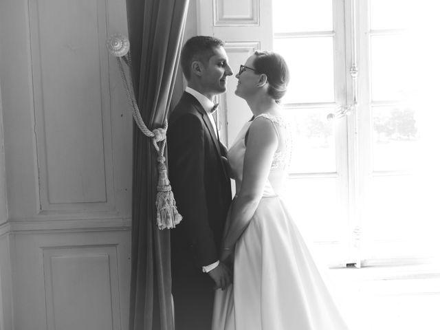 Le mariage de Armand et Cécile à Valençay, Indre 86