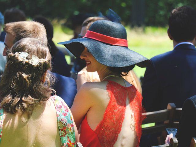Le mariage de Armand et Cécile à Valençay, Indre 91