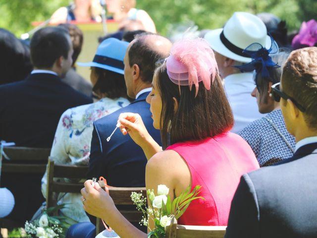 Le mariage de Armand et Cécile à Valençay, Indre 92