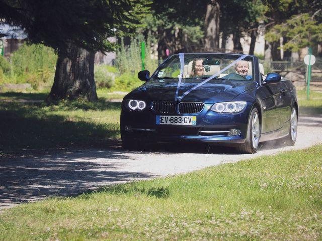 Le mariage de Armand et Cécile à Valençay, Indre 94