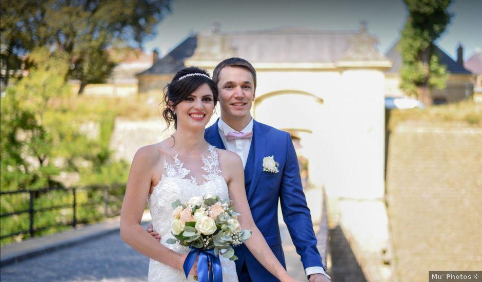 Le mariage de Laurent et Anaïs à Villerupt, Meurthe-et-Moselle