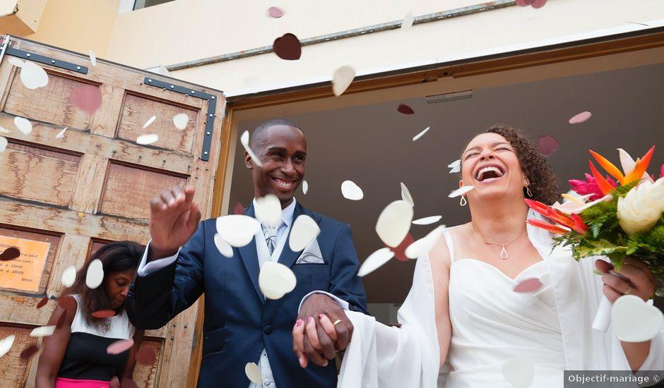 Le mariage de Loïc et Emeline à Fort-de-France, Martinique