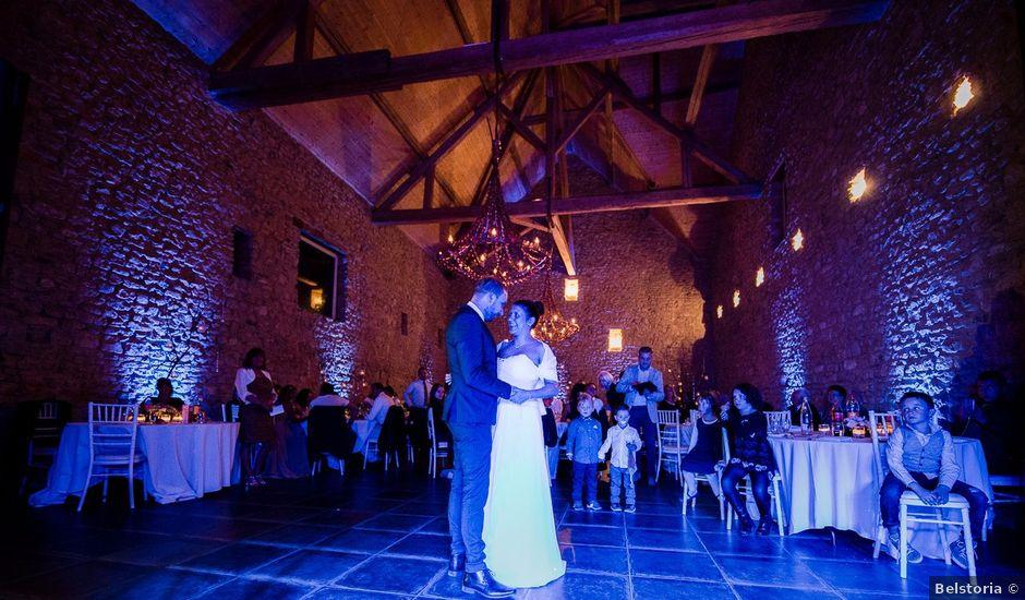 Le mariage de Tiziano et Amélie à Basse-Rentgen, Moselle