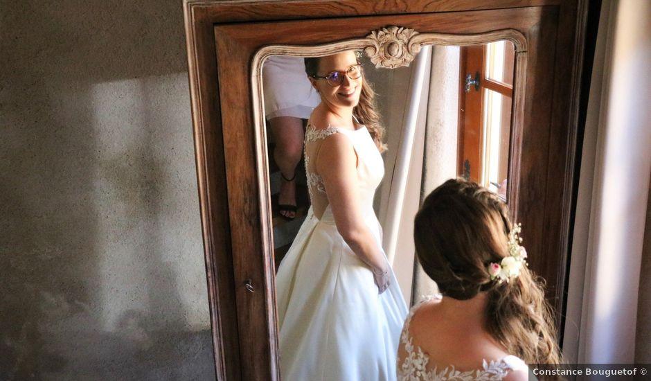 Le mariage de Armand et Cécile à Valençay, Indre