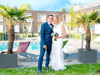 Le mariage de Laetitia et Benoit