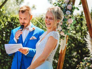 Le mariage de Marion et Nathan