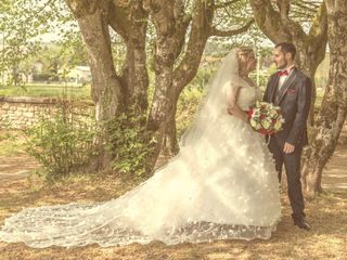 Le mariage de Celine et Brun
