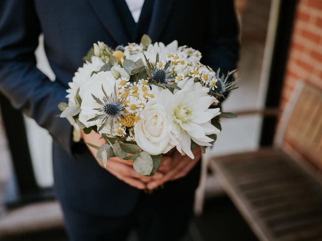 Le mariage de David et Justine à Roncq, Nord 3
