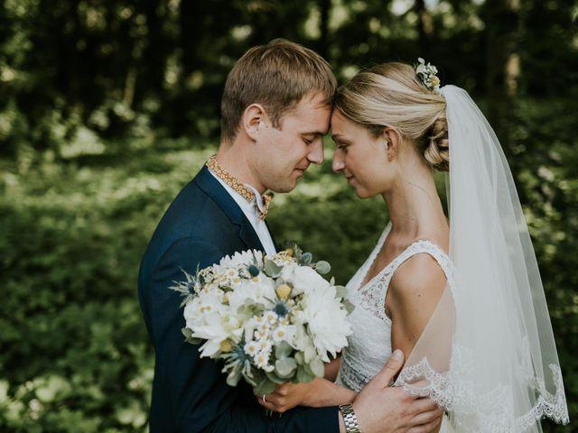 Le mariage de David et Justine à Roncq, Nord 15