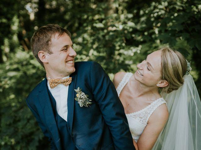 Le mariage de David et Justine à Roncq, Nord 19