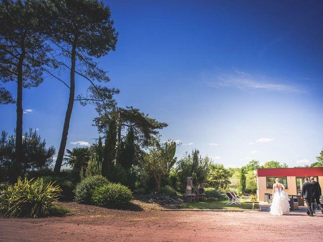 Le mariage de Rémi et Elise à Surzur, Morbihan 1