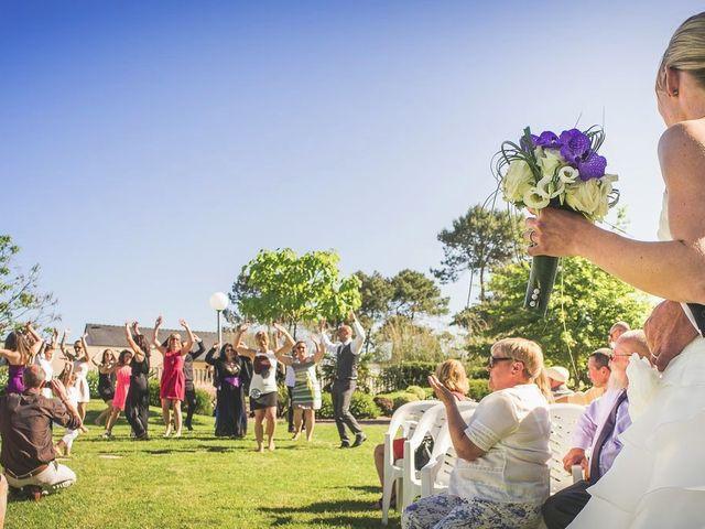 Le mariage de Rémi et Elise à Surzur, Morbihan 4