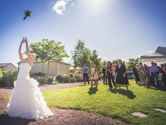 Le mariage de Rémi et Elise à Surzur, Morbihan 5