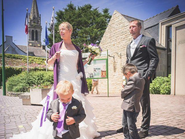 Le mariage de Rémi et Elise à Surzur, Morbihan 11