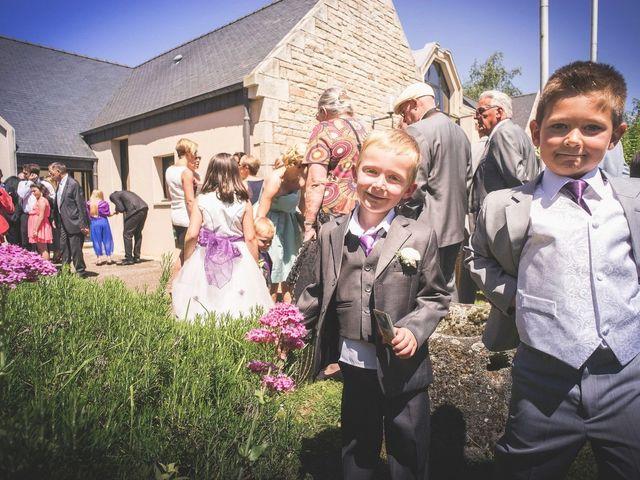 Le mariage de Rémi et Elise à Surzur, Morbihan 16