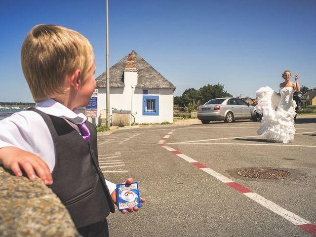 Le mariage de Rémi et Elise à Surzur, Morbihan 17