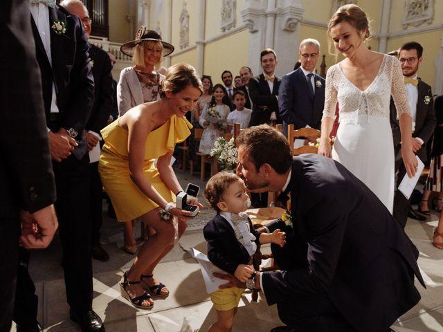 Le mariage de Alexandre et Aurélie à Grignan, Drôme 22
